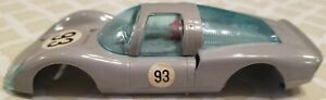 Strombecker 1/32 Scale Body Only 1960s Porsche Carrera