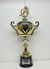 Fantasy Football League Champion Trophy Award Winning Loving Cup