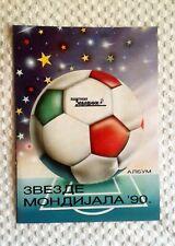 FIFA World Cup 1990 Italy 90 Italia Zabavnik (Yugoslavia) PICK ANY STICKER