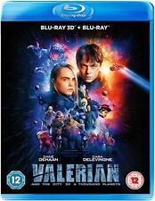 Valerian [2019] (3D + 2D Blu-ray)