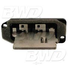 HVAC Blower Motor Resistor BWD RU836