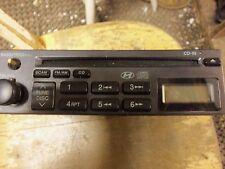 01 02 03 04 05 Hyundai Elantra AM FM Radio Cd Player 96160-2D102AX MM024