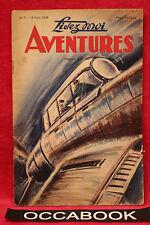 Lisez moi Aventure - N° 7 du 15 Aout 1948