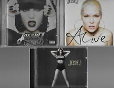 JESSIE J 3 EXCELLENT CDS WHO YOU ARE PLATINUM EDITION ALIVE SWEET TALKER DELUXE