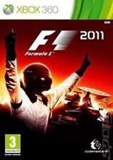 F1 2011 (Xbox 360) Videojuegos