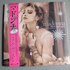 "Madonna - Like A Virgin & Other Big Hits! Pink Vinyl 12"" RSD 2016"