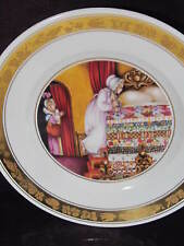 Royal Copenhagen Hans Christian Anderson THE PRINCESS AND THE PEA  Ltd Ed Plate