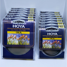 HOYA Ultra-thin Ring Circular Polarizer fit for SLR Camera Lens 46-82 CPL PL-CIR