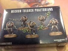 40K Warhammer Necron Triarch Praetorians Box Sealed