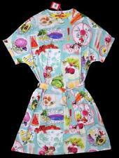 OILILY Girls TANUK PickNick Jersey Dress Garden Flowers ~ Size 176 EU 16 NWT aa