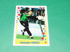 PANINI FOOTBALL SUPERFOOT 1998-1999 ALEXANDER VENCEL RC STRASBOURG MEINAU RCS