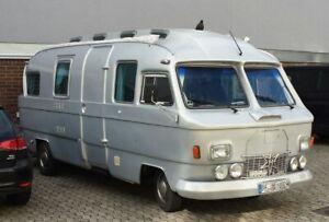 Wohnmobil Orion I 600, Kult-Oldtimer Hanomag F 20 D, Oldtimer-Zulassung!