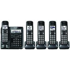 Panasonic KXTGF545B DECT6.0 Cordless Phone