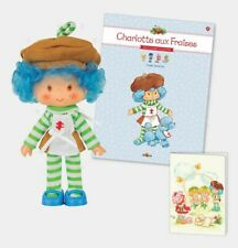 Poupée Suzette Charlotte aux Fraises 14 cm Neuf en boite réédition doll