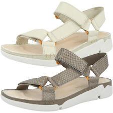 Clarks Tri Sporty Schuhe Damen Sandalen Freizeit Hiking Leder Sandaletten 2614