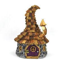 Miniature Dollhouse Fairy Garden - Shingletown Wizard House - Accessories