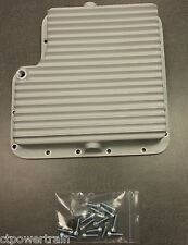 Transmission Low Profile Oil Pan Ford C6 New Heavy Duty As Cast Aluminum HD