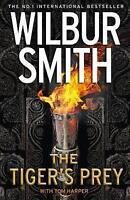 The Tiger's Prey by Wilbur Smith (Hardback, 2017)