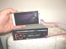 PHILIPS cem2100. car cd radio cd stereo player USB/auxin/mp3