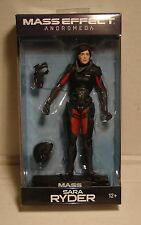 "INSTOCK NOW!  McFarlane Mass Effect Andromeda SARA Ryder 7""  Color Tops #22 MIP!"