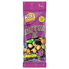 Advantus SN08387 Nuts Caddy  Sweet `N Salty Mix  2 oz Packets  24 Packets/Caddy