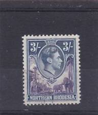Elephants Northern Rhodesian Stamps (Pre-1964)