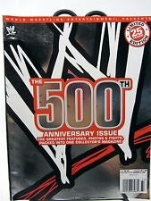 500th Anniversary WWE Ltd 25 years Swimsuit Edition Steve Austin, WBF, PHOTOS