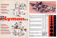 Lyman 1960-62 Sights No. 43 Catalog