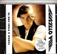 MARCELLO PIERI CD fuori catalogo VENGO A PIEDI CON TE nuovo sigillato ITALY 1991