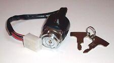 Zündschloss 4 polig eckig ignition lock 4 pole Honda CB 250 360 450 550 750