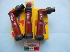 LAVERDA 1000/1200/3C/JOTA/ TRIPLE SPARK PLUG CAPS FINESTBOXED -NOT CHINA COPYS