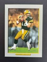 AARON RODGERS 2005 Topps Turkey Red #221 Rookie GREEN BAY PACKERS RC