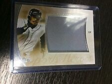 2014 LEAF Q Ichiro Game Used Jumbo Jersey Relic Mariners Japan