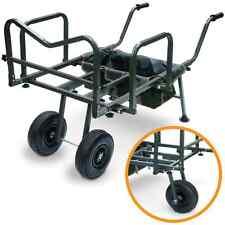 Trolley XXL - Doppelrad - geringes Packmaß Transportkarre Transportwagen Karpfen