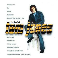 TOM JONES - The Best of (CD 1997) USA Import EXC 22 Tracks! Greatest Hits