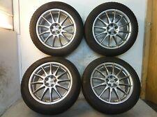 """Volvo XC60 XC60 II XC90 II Winterräder 235/55R19 4x6,5 mm Continental Alu 8x19"""""""