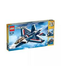 BRAND NEW LEGO CREATOR BLUE POWER JET 31039 SEALED RETIRED BNIB EXPERT