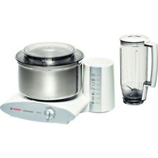 Bosch Unviversal Plus MUM6N21 Küchenmaschine weiß/silber 6,2 Liter 1000 Watt
