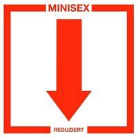 MINISEX - REDUZIERT  VINYL LP + CD NEU