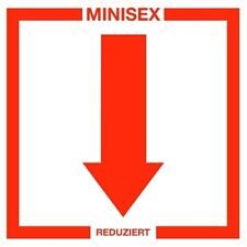 Minisex-reduces Vinyl LP + CD NEW