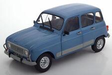 1:18 Solido Renault 4 GTL Clan 1984 lightblue-metallic