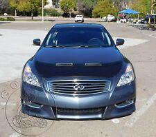 Car Bonnet Hood Bra Fits INFINITI G37 Q60 COUPE 2008 09 10 11 12 13 14 2015