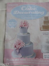 DeAGOSTINI WEDDING SPECIAL CAKE DECORATING ROSE PETAL CUTTER VINTAGE LACE MOULD