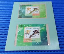 Australia-Indonesia Joint Issue Australian & Indonesian Miniature Sheet w/Folder