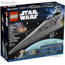 Lego Star Wars Ultimate Collector Series 10221 Super Star Destroyer - Sealed NEW
