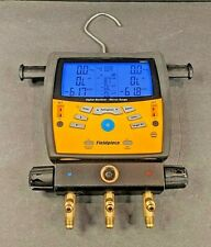 Fieldpiece Sman360 3 Port Digital Manifold Micron Gauge Tested And Works