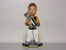 MATT MURRAY Pittsburgh Penguins Bobble Head 2016 Stanley Cup Trophy Edition NHL