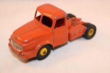 Dinky Toys supertoys N° 36 A - Camion tracteur willeme excellent plus