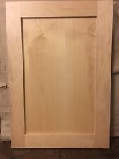 Kitchen Units - Maple shaker style  Cabinet Doors And Drawer Fronts