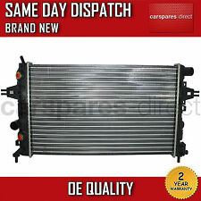VAUXHALL ASTRA H / ZAFIRA B AUTOMATIC/MANUAL RADIATOR 2004>ONWARDS *BRAND NEW*